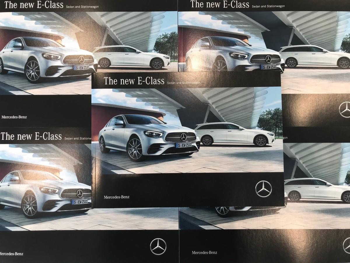新型E-Classデビュー!!